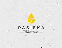 Pasieka Tarnowskich || branding