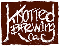 Knotted Brewing Company - Beer Branding