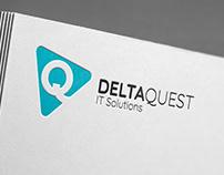 DeltaQuest branding
