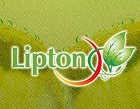 Rediseño de Imagen: Publicidad Lipton Tea
