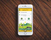 Highway Delite App UI/UX