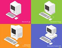 40th Anniversary Apple computer Vintage 3