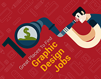 10 Places to Find Graphic Design Jobs