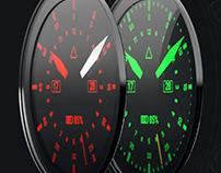 Avenger - Garmin Connect IQ Watch Face