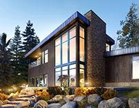 Проект канадской компании BONE structure, по мотивам