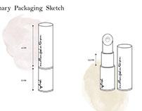Packaging Design/ Brand Concepting- Splash Cosmetics