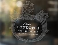Mrs. London's Identity