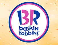 Baskin Robbins Logo Promo