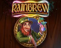 Rainbrew. Online slot game