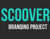 Scoover Studio Branding Project