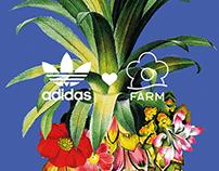 FARM + adidas