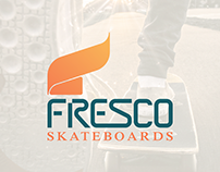Fresco Skateboards - Logo Design