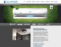 KLIWEKO website redesign