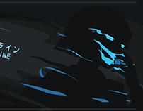 Yorurina Ninja Twitch Overlay Stream Package