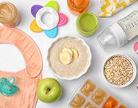 غذاهای مقوی برای راه افتادن کودک چیست؟