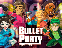 Commission: Bullet Party banner