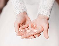 The Symphony Jewelry Branding