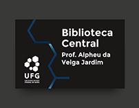 Biblioteca Central da UFG