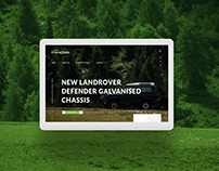 Chassis-Landing Page