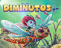 DIMINUTOS - Game Concept
