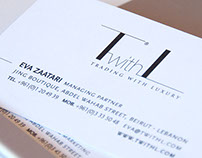 TwithL (Trading with Luxury) Corporate Identity