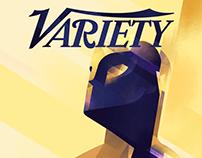Magazine Cover - Variety