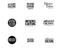 Influence Culture Church—logo options
