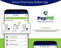 Patient Online Mobile App