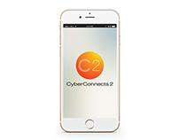CyberConnects2 Mobile Application & Logo