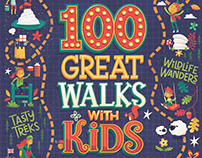 WALKS for KIDS - book cover