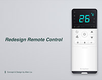 Redesign Remote Control Study Case