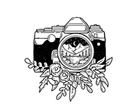 Photography Logo For Sale
