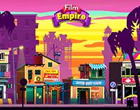 Mobile filmstudio sim