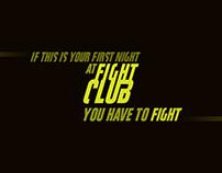 Infografía Fight Club