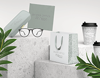 Shades Optics Branding & Identity
