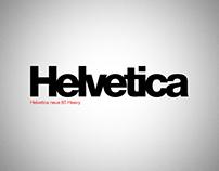 Helvetica (2014)