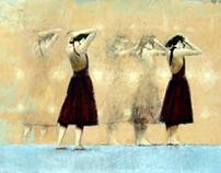 Paintings 2007 - 2009