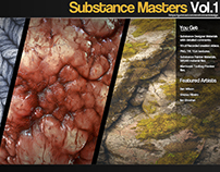 Substance Masters Vol.1