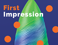 First Impression. ISSUE 01
