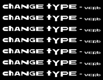 Changes Typeface