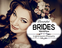 Beautiful Brides Workflow Lightroom Preset