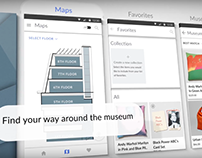 ViewAr – Whitney Museum Guided Tour App