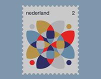 Dutch Stamp series
