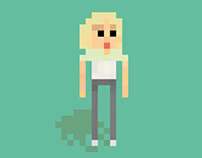Pixel Self