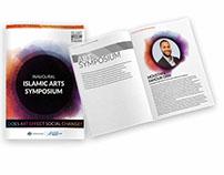 Islamic Arts Symposium Branding