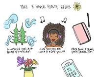 Take a mental health break
