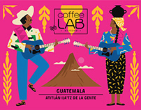 coffee lab warsaw | label