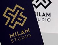 Milam Studio - Rebranding