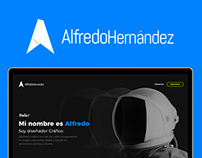 AlfredoHernandez Website