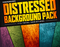 Distressed Backgrounds and Extreme Textures